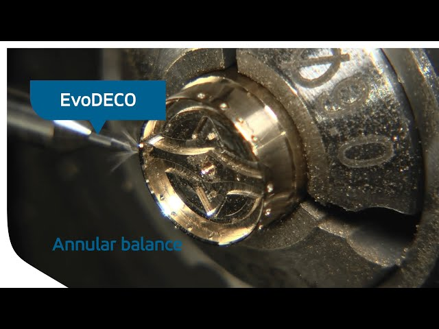 EvoDECO 10 - Annular balance