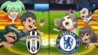 [Full HD 1080P] Inazuma Eleven UCL ~ Juventus vs Chelsea ※Pokemon Anchor※
