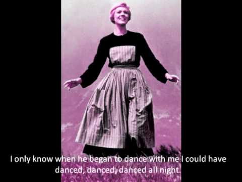 Julie Andrews- I Could Have Danced All Night (with lyrics)