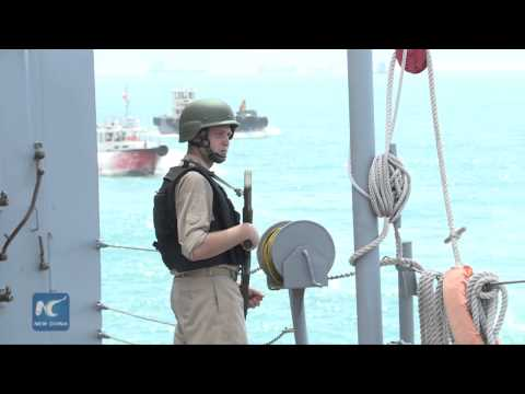 Turkish Navy frigate arrives in Hong Kong