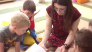 видео международный детский сад