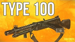WW2 In Depth: Type 100 SMG Review (Call of Duty: WWII)
