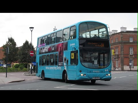 Buses & Trains At Leicestershire & Derbyshire September 2020