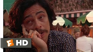 Fear and Loathing in Las Vegas (2/10) Movie CLIP - The American Dream in Action (1998) HD
