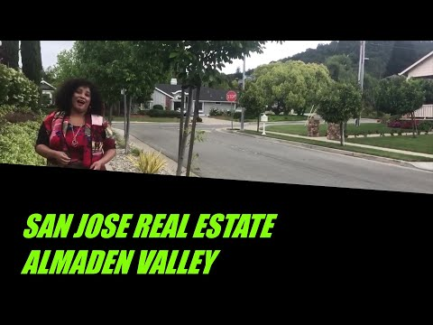 SAN JOSE REAL ESTATE'S ALMADEN VALLEY NEIGHBORHOOD