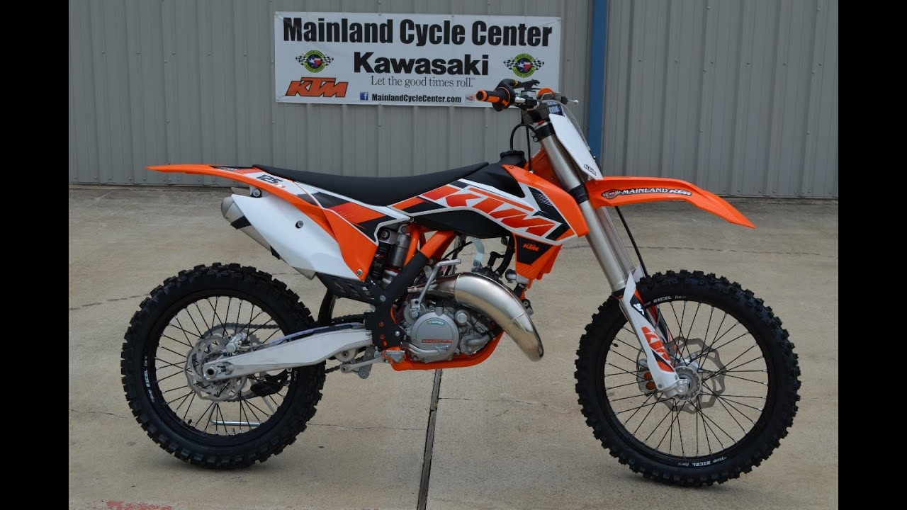 2018 ktm 125 sx price.  2018 6699 2015 ktm 125 sx 2 stroke motocross bike overview and review   youtube for 2018 ktm sx price