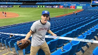 Annoying rule at Rogers Centre