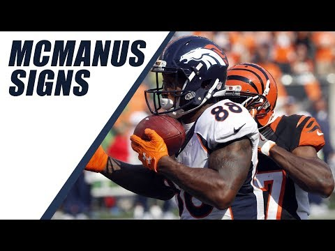 Broncos Sign Another Chris Harris, Literally