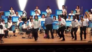 大東吹奏楽団第18回定期演奏会の演奏です。 大東吹奏楽団のドリフターズ...