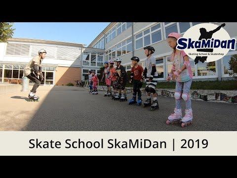 Rollerblading School Weil Am Rhein SkaMiDan | Image Film 2019 | Inline Skating Summer School 2019