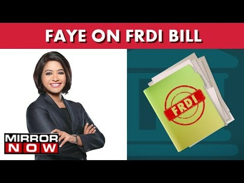 Faye D'Souza On Centre's New Banking Policy Over FRDI Bill