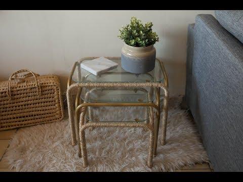 DIY #3 - La petite table gigogne
