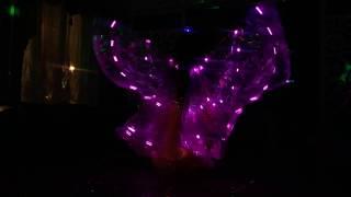 Супер шоу Саратов ! Светодиодное восточное шоу Райская птица! Восточный танец Саратов Аннет