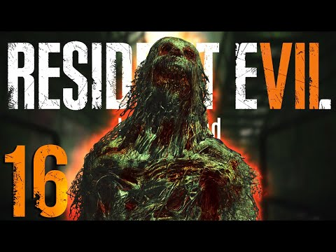 DO YOU WANT TO HAVE NIGHTMARES?! | Resident Evil 7 - Part 16