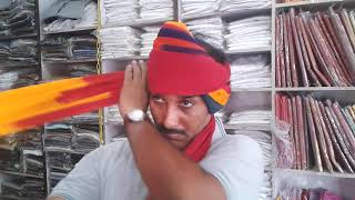 How to wear Traditional Rajasthani Safa?(Bhawani Rajasthan Safa House is the pioneer of this safa bouquet business in city Jalore, we are provide wide range of safa to the clients. We are located at the ..., 2014-05-16T10:10:19.000Z)