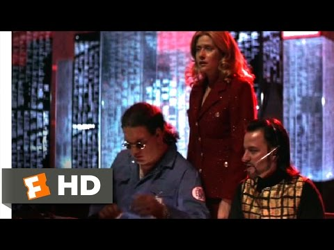 Hackers (8/13) Movie CLIP - Hack the Gibson (1995) HD