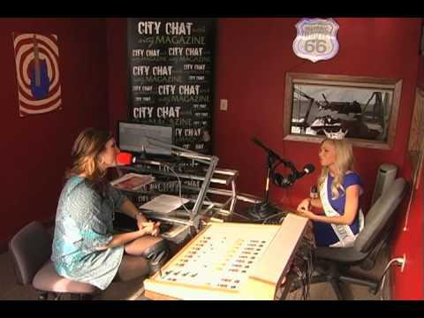 City Chat With Ariana Walker, Miss North Dakota 2011