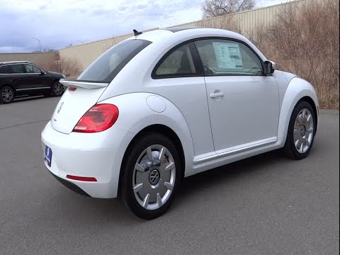 2016 VOLKSWAGEN BEETLE COUPE Reno, Carson City, Northern Nevada, Roseville, Sparks, NV GM614847