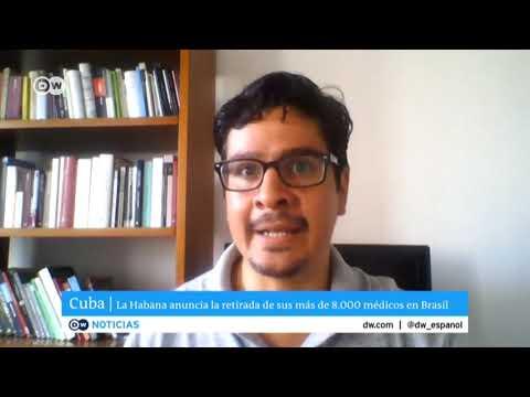El fin de las misiones sanitarias cubanas en Brasil.