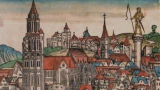 Средневековый город (рассказывает историк Олег Ауров)