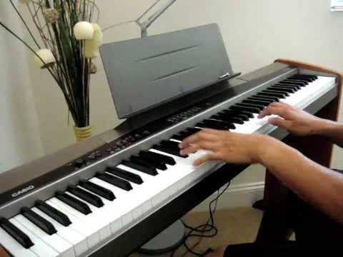 Fast Car on piano (Tracy Chapman)