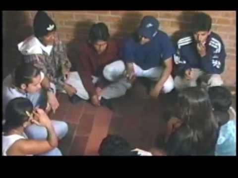 MARCANDO CALAVERA AÑO 1999 (ESCENAS DE CABETO GONZALEZ A LOS 16 AÑOS)