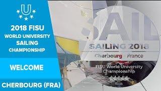 Up next: FISU World University Sailing Championship in Cherbourg, France