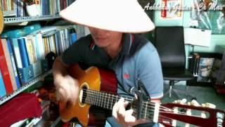 Hoa nở về đêm (Bolero Guitar) - Anhbaduy Guitar Cà Mau