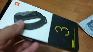 Розпакування Xiaomi Mi Band 3 c PANDAO 17 червня 2019 р