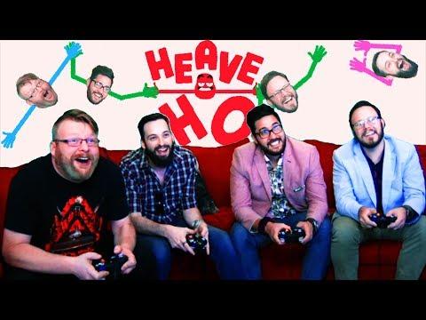 Blind Wave PLAYS Heave Ho - Hilarity Ensues