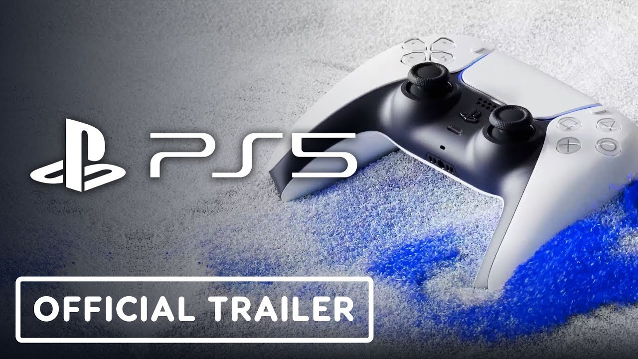 PlayStation 5 - Official Hardware Trailer - IGN