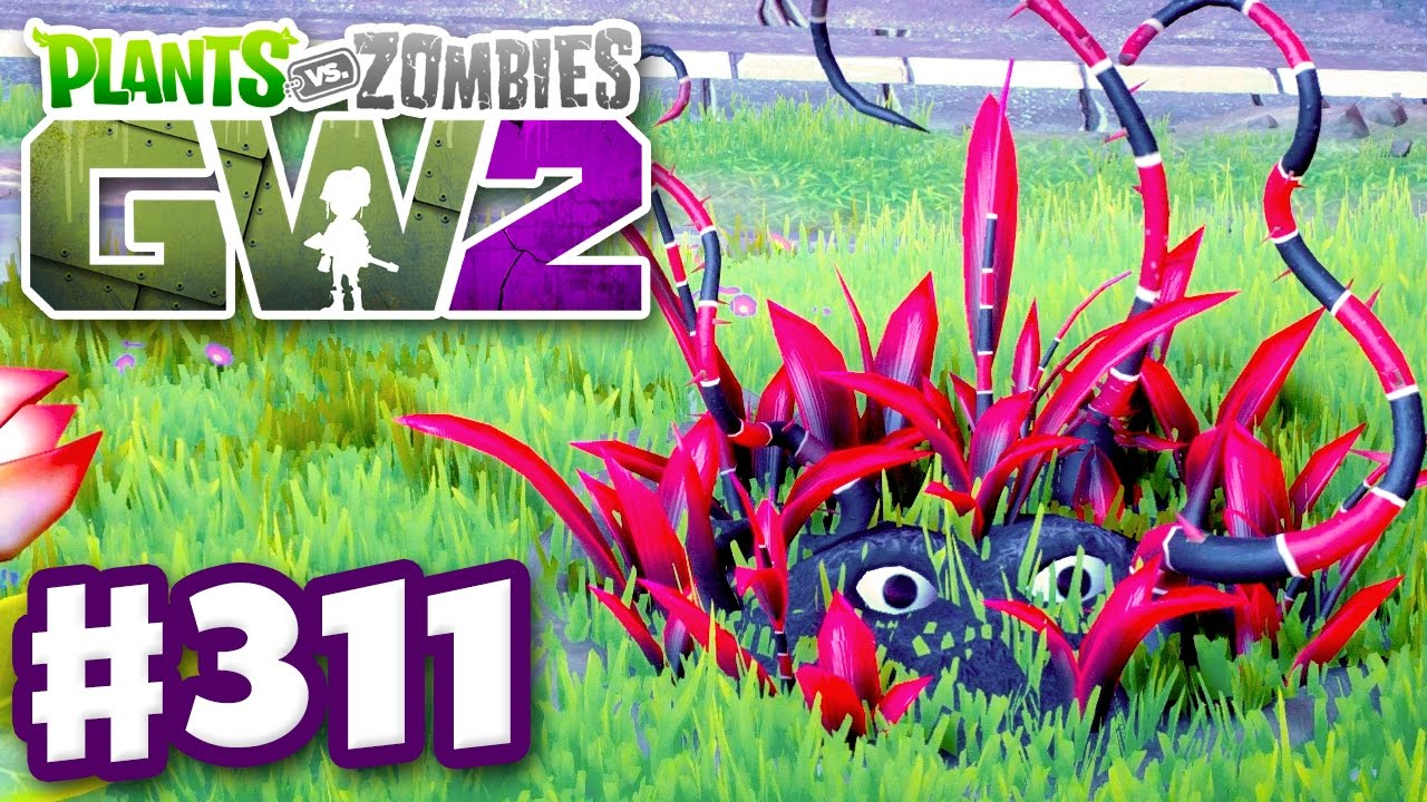 Vampweed Plants Vs Zombies Garden Warfare 2 Gameplay Part 311 Pc Youtube