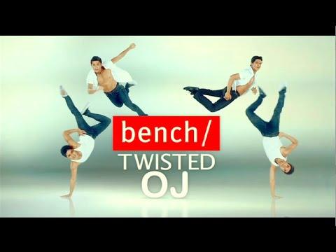 BENCH/ OVERHAULED JEANS Twist 30s