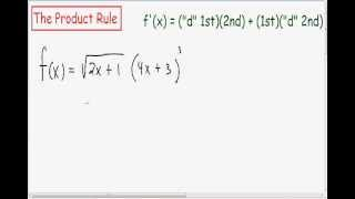 Product Rule 3