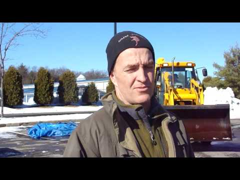TJ Collins Landscaping Snow Removal