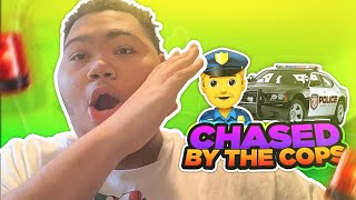 WE GOT CHASED BY THE COPS AT A PARTY *Funny story*
