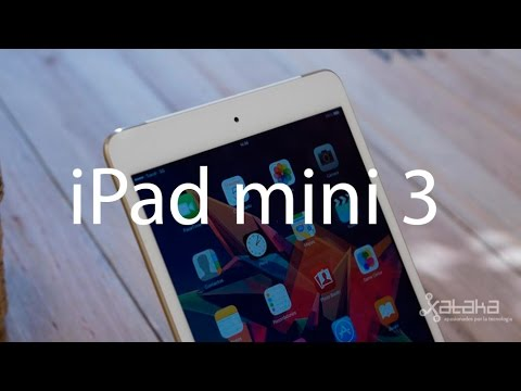 iPad mini 3, análisis en español