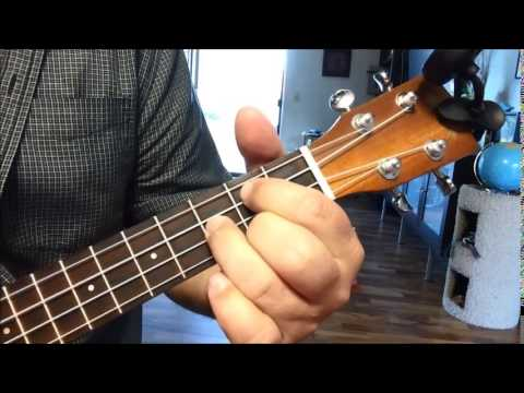 Anchor Ukulele Chords Ver 2 By Hillsong Worship Chords
