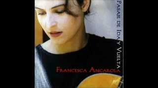 Francesca Ancarola - Pasaje de ida y vuelta - Álbum completo (2000)