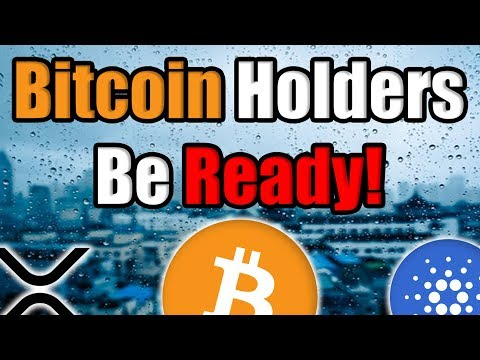 Bitcoin is DANGEROUSLY close to Capitulation! Plus XRP and Cardano Announcements!