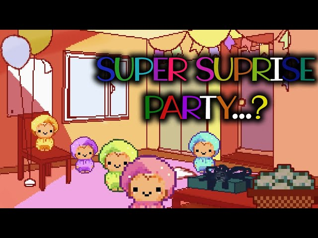 SUPER SUPRİSE PARTY...? Gameplay