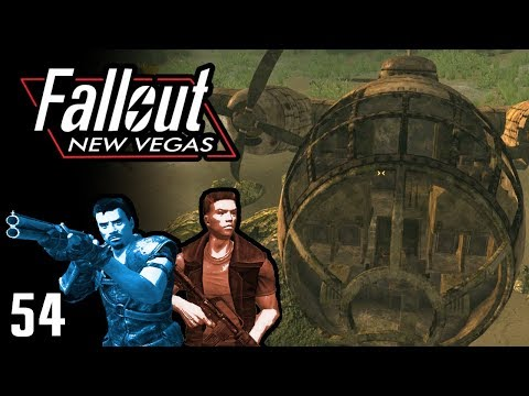 Fallout New Vegas - The Superfortress