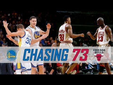 Golden State Warriors Break NBA Single Season Most Wins Record (73-9)