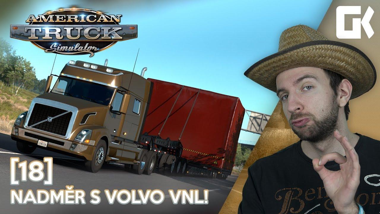 SPECIAL TRANSPORT S VOLVO VNL! | American Truck Simulator #18