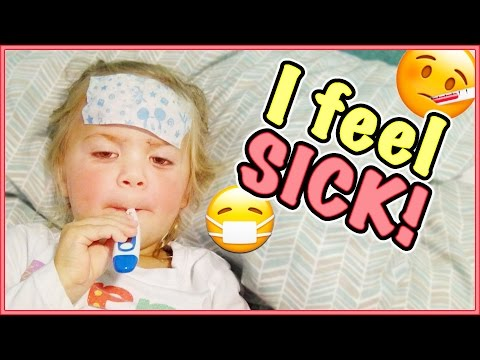 😷 BABY RORY HAS A FEVER! 😷 WILL SHE BE OKAY?!?! 😷