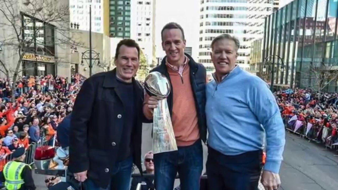 711df0e0 Denver Broncos Super Bowl 50 Champions