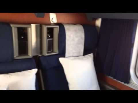 Amtrak Empire Builder Train Red Wing Minnesota to Portland ...