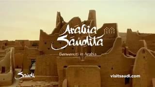 Visita l'Arabia Saudita. Visti elettronici dall'Italia
