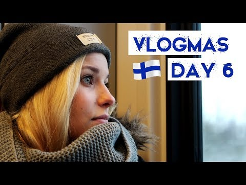Finnish Independence Day | Vlogmas Day 6