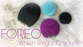 FOREO | Everything you need to know!!